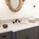 Photo by Advance Design Studio, Ltd.. Rustic Farmhouse Powder Room in Barrington Hills - thumbnail