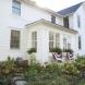 Photo by Advance Design Studio, Ltd.. Farmhouse Porch in Barrington Hills - thumbnail