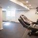 Photo by Advance Design Studio, Ltd.. Workout Gym Basement in Barrington Hills - thumbnail