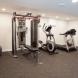 Photo by Advance Design Studio, Ltd.. Workout Gym Basement in Barrington Hills - thumbnail