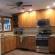 Photo by Interstate Custom Kitchen & Bath, Inc.. Agawam Kitchen- Oak - thumbnail