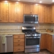 Photo by Interstate Custom Kitchen & Bath, Inc.. Agawam Kitchen- Oak - thumbnail