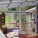 Photo by Hudson Valley Sunrooms. Beautiful Sunroom and Main Entry - thumbnail