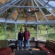Photo by Hudson Valley Sunrooms. 230 Victorian Conservatory - thumbnail